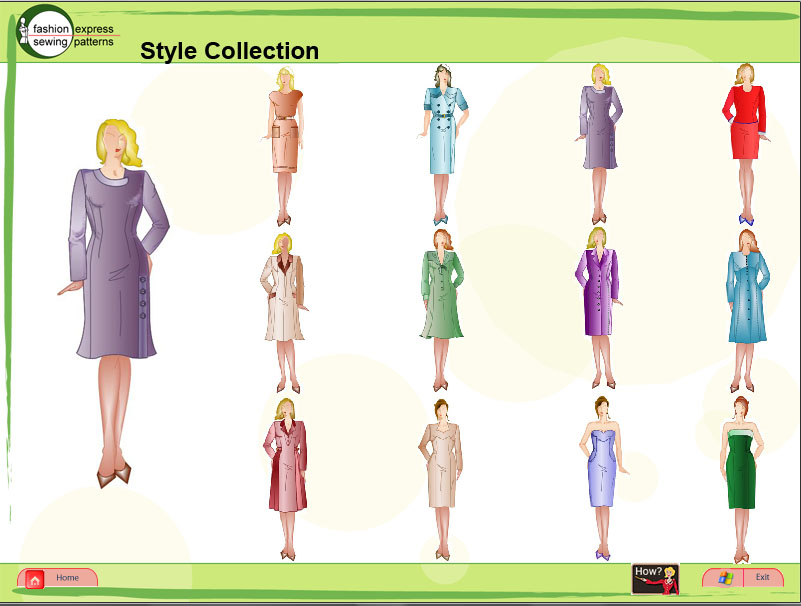 Fashion Sketch Free Vector Art  6284 Free Downloads