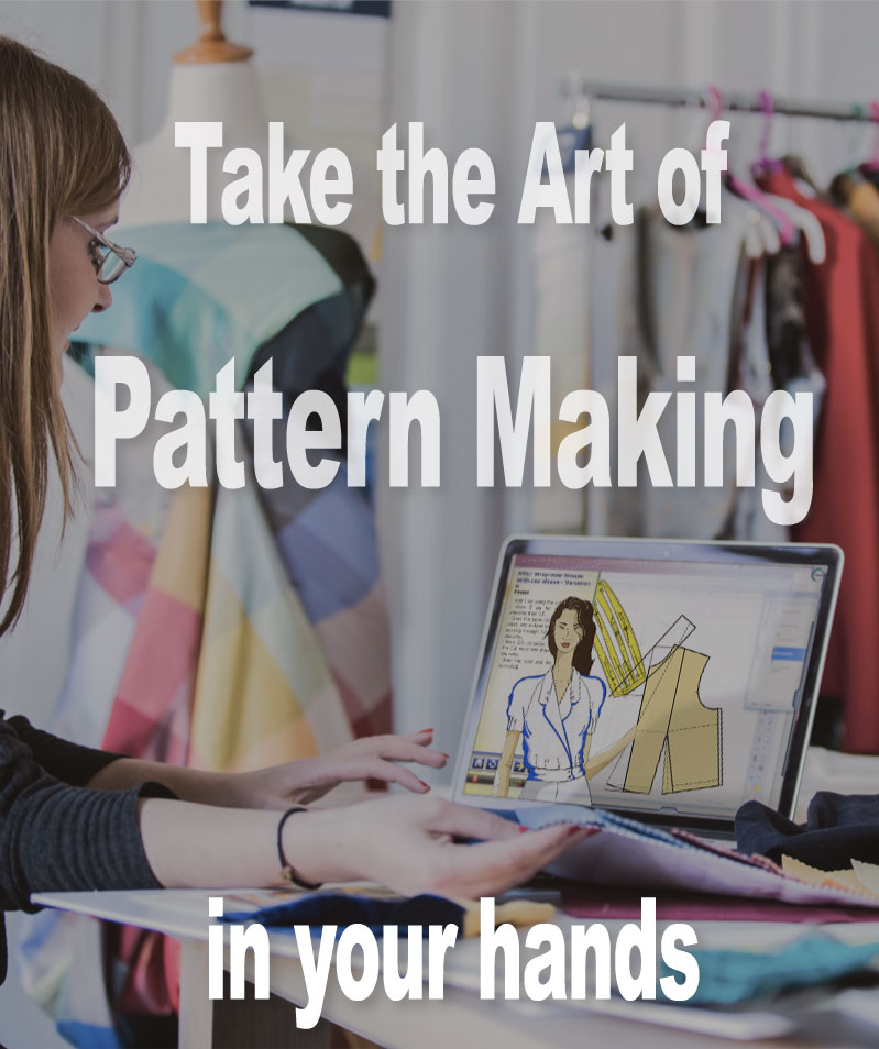 Pattern Cutting Online Courses
