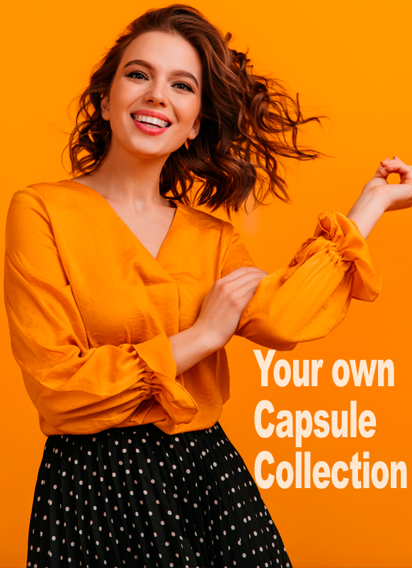 Your own capsule collection