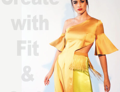 Online Pattern Cutting for Perfect FitCreate with Fit & Style