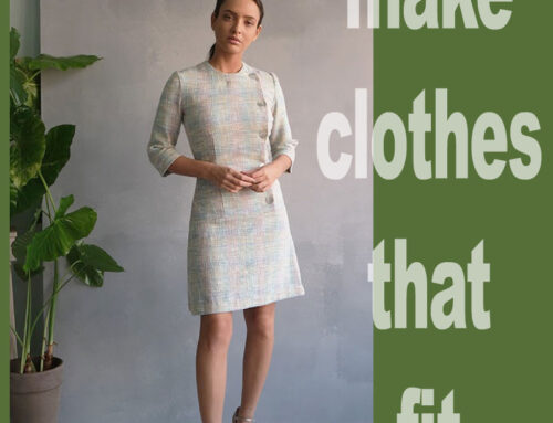 One size doesn't fit all. Online Pattern Making Courses