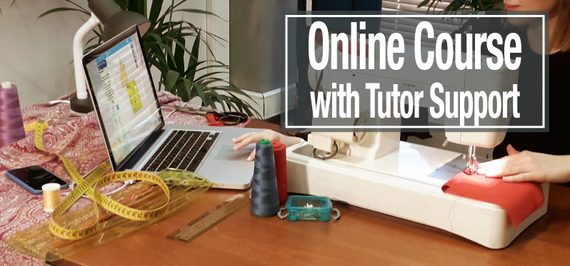 Online Course with tutor support
